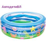 Бассейн детский надувной 51028 (д.152 в.51см)