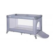Кровать-манеж Lorelli Torino 1 Бежевый, серый