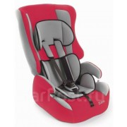 Детское автомобильное кресло Zlatek Atlantic LUX красный