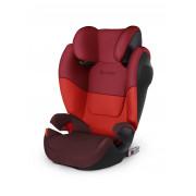 Автокресло детское Solution X2-Fix Rumba Red 15-36кг
