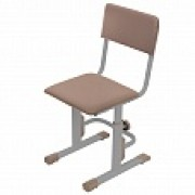 Стул для школьника регулируемый Polini City / Polini Smart S
