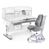 ПОД ЗАКАЗ! Комплект парта и кресло Mealux EVO-50