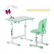 Комплект парта + стул трансформеры Omino Fundesk
