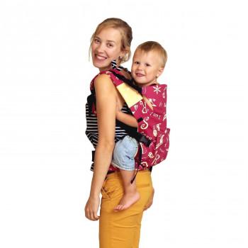 Рюкзак-кенгуру для переноски детей Спортбэби