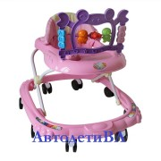 Shine RING Ходунки (8 колес, игрушки, музыкальные)