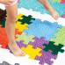 Развивающие коврики пазлы Набор «Тропинка»