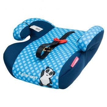 Автокресло-бустер с 15-36 кг с адаптером. Корфорт.(Синие)