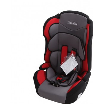 Bambola Автокресло 9-36 кг Primo (Красный)