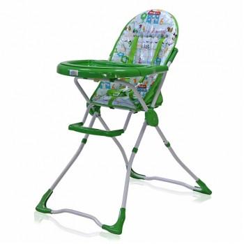 """Стульчик для кормления детский """"Fredo"""" (Зеленый)"""