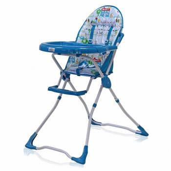 """Стульчик для кормления детский """"Fredo"""" (голубой)"""