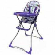 """Стульчик для кормления детский """"Fredo"""" (Фиолетовый)"""